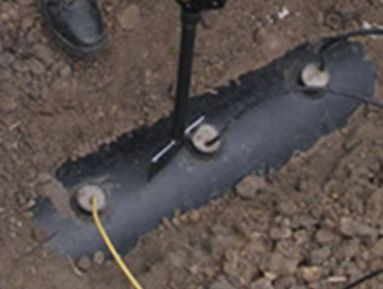 Cathodic attached to 300mm Cast